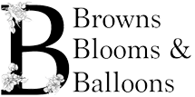 Brown's Blooms and Balloons
